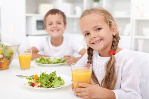 10 habits for healty kids